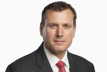 Mark Cooper, general representative Middle East, Lloyd's has been chosen as goodwill ambassador of CII.