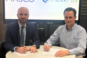 FlexxPay, NASCO join forces
