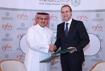 SAMA signs collaborative agreement with DFSA