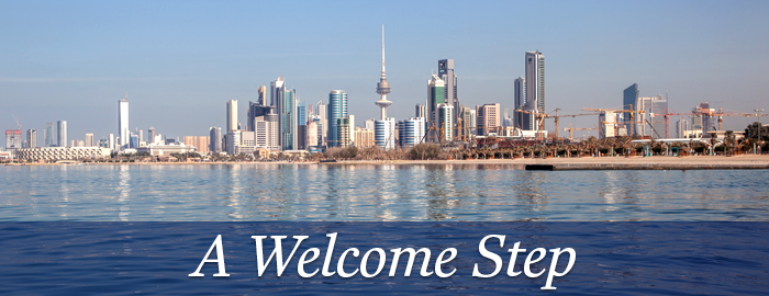 Kuwait Regulations - A Welcome Step