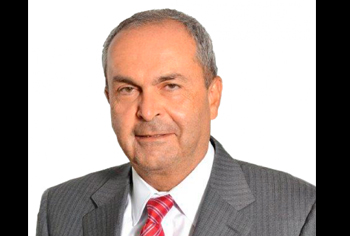 Osama Abu Ghazaleh, Middle East regional manager of Brokerslink