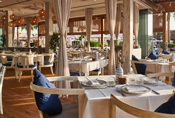 Ammos Restaurant, Rixos Premium Dubai