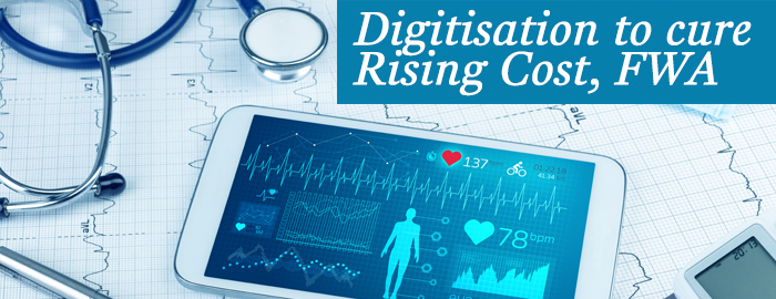 Digitalisation and rising cost