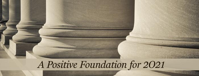 A Positive Foundation for 2021: CII