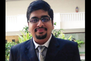 Syed Danish Ali, consulting actuary, PKF Al Bassem