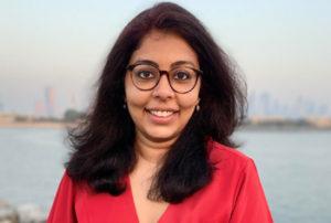 Vidya Veerapandian, founder, FWD