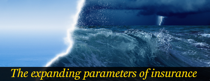 The expanding parameters of insurance